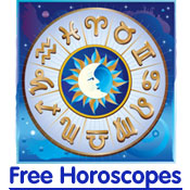 free horoscopes at 0800-horoscope.com
